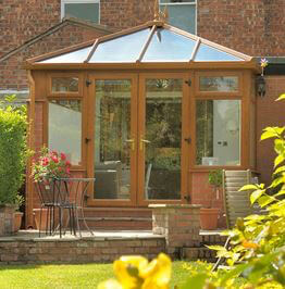 Classic Edwardian conservatories
