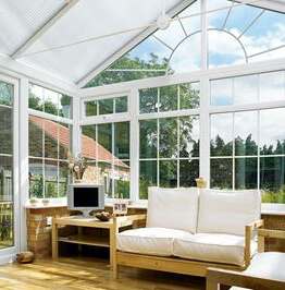 Classic gable end conservatories