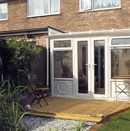 Classic lean to conservatories