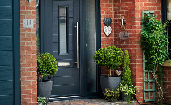 Secure doors from TruFrame