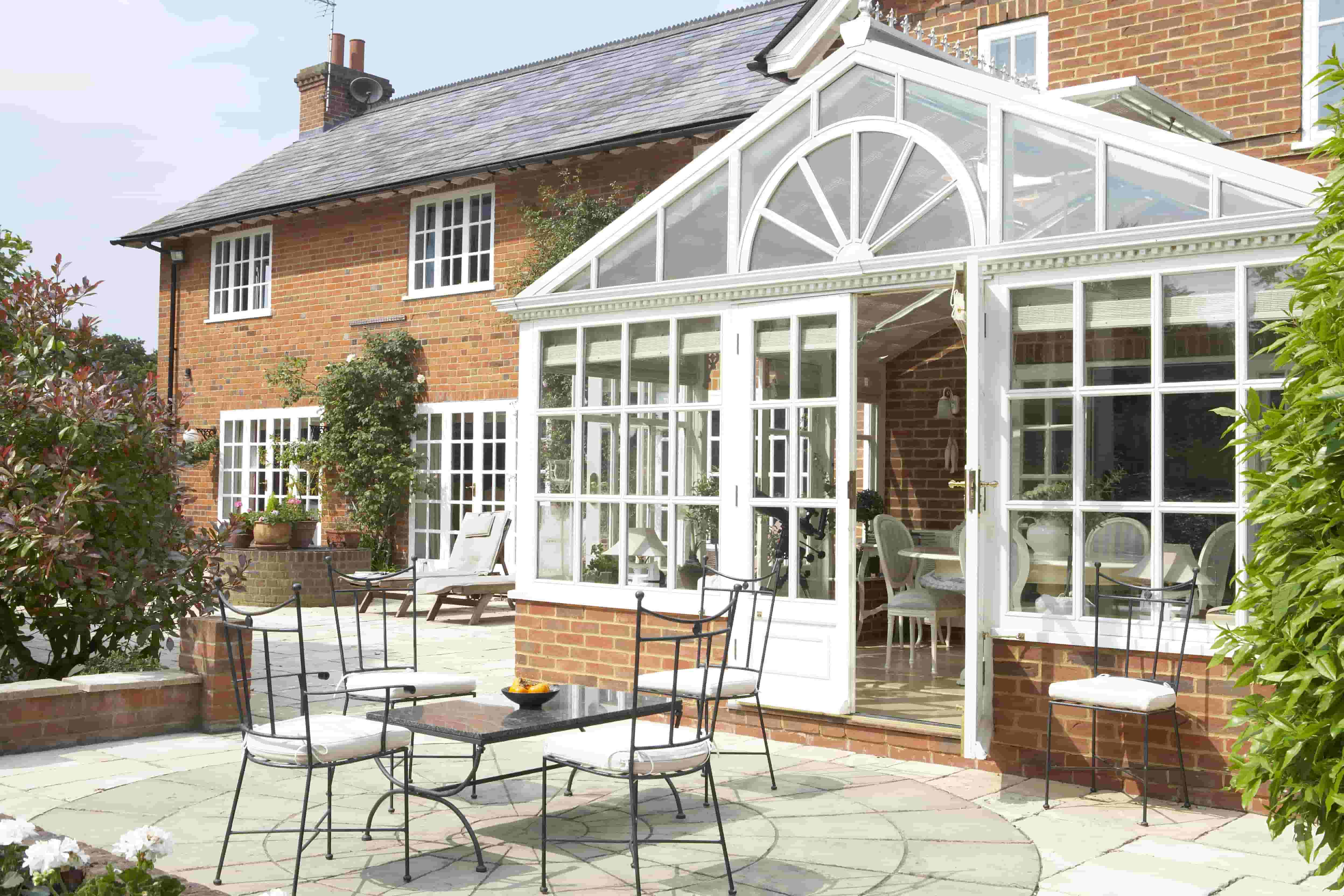 A Global conservatory roof