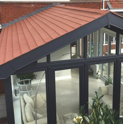 Lightweight Tiled Roof